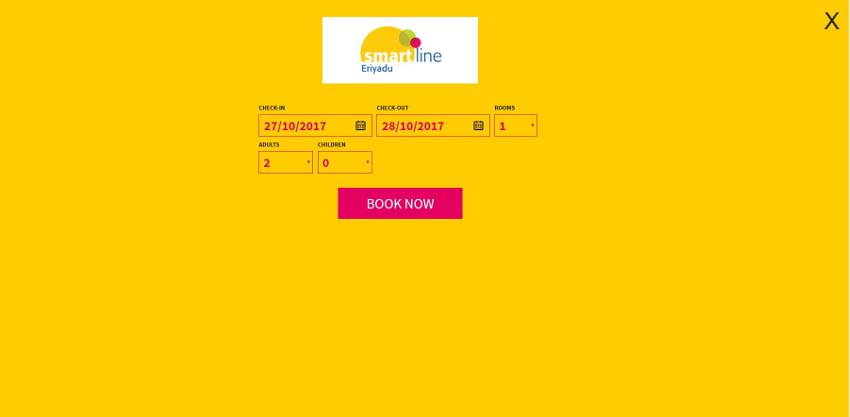 smartline Eriyadu - Search Box
